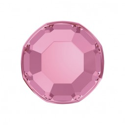 Rhinestones Light Rose Mini 50st