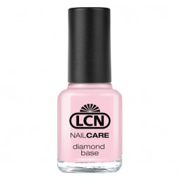 Diamond Base Pink 8ml/ Stärkande rosa baslack