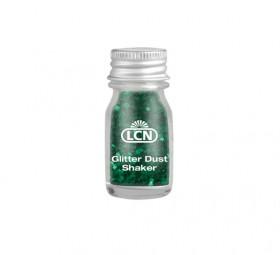 Glitter Dust Shaker Green