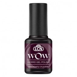 WOW Hybrid Gel Polish - Blackberry Crumble 8ml