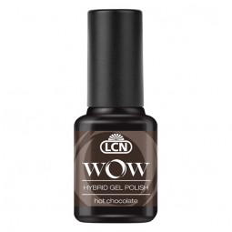 WOW Hybrid Gel Polish - Hot Chocolate 8ml