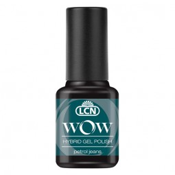 WOW Hybrid Gel Polish - Petrol Jeans 8ml