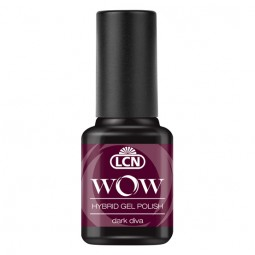 WOW Hybrid Gel Polish - Dark Diva 8ml