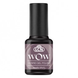 WOW Hybrid Gel Polish - Lovely Plum 8ml