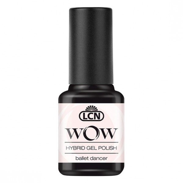 WOW Hybrid Gel Polish - Ballet Dancer 8ml
