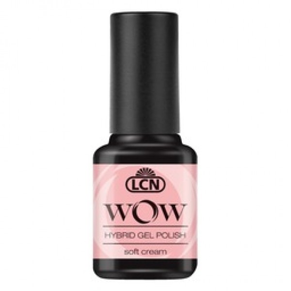 WOW Hybrid Gel Polish - Soft Cream 8ml