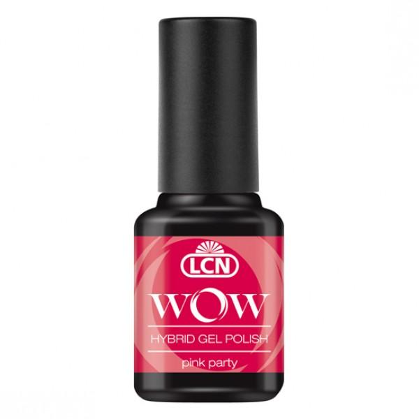 WOW Hybrid Gel Polish - Pink Party 8ml