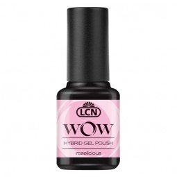 WOW Hybrid Gel Polish - Roselicious 8ml