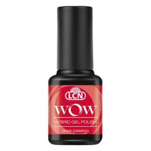 WOW Hybrid Gel Polish - Pure Passion 8ml