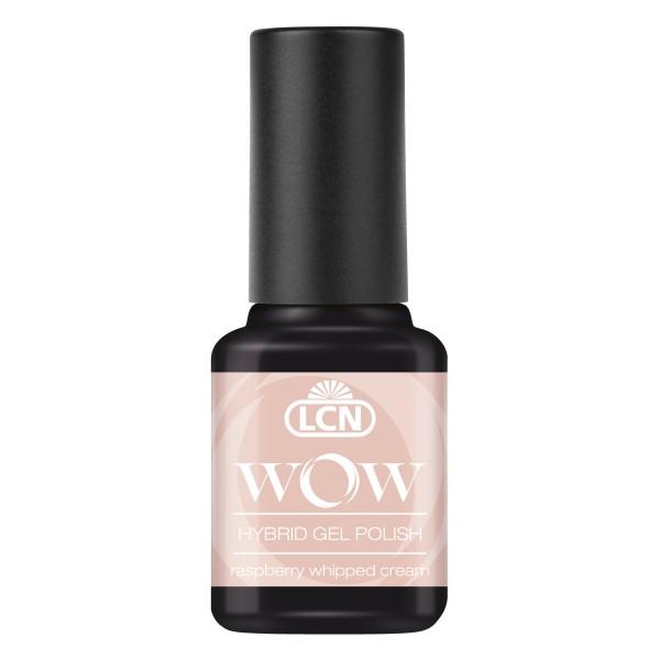 "WOW Hybrid Gel Polish "" raspberry whipped cream "" 8ml"