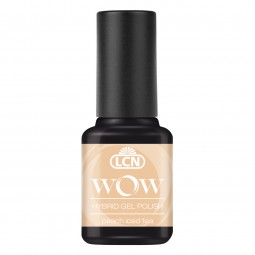 "WOW Hybrid Gel Polish "" peach iced tea "" 8ml"