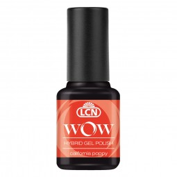 WOW Hybrid Gel Polish - Wild Desert 8ml California poppy