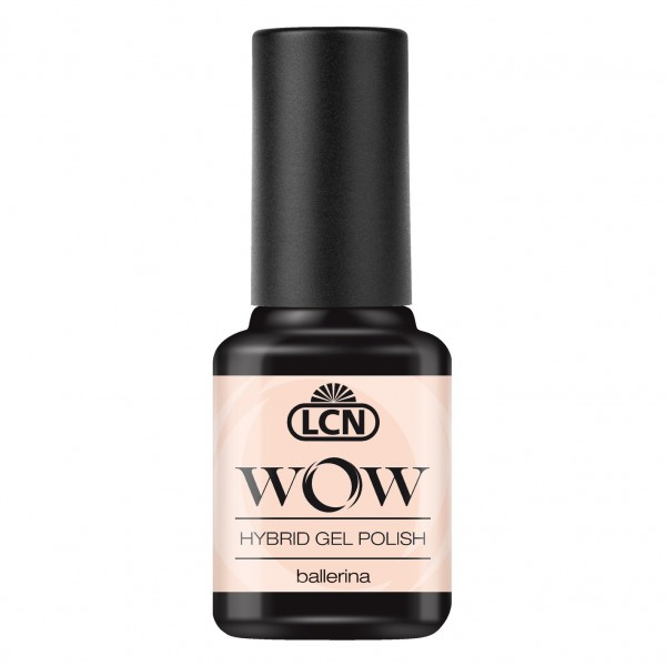 WOW Hybrid Gel Polish - Ballerina 8ml