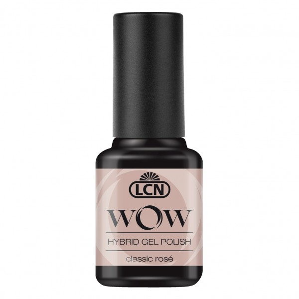 WOW Hybrid Gel Polish - Classic Rosé 8ml