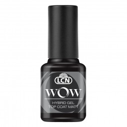 WOW Hybrid Gel Top Coat Matt 8ml