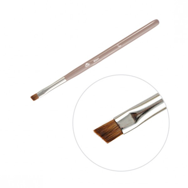 Angled Eye & Brow Brush
