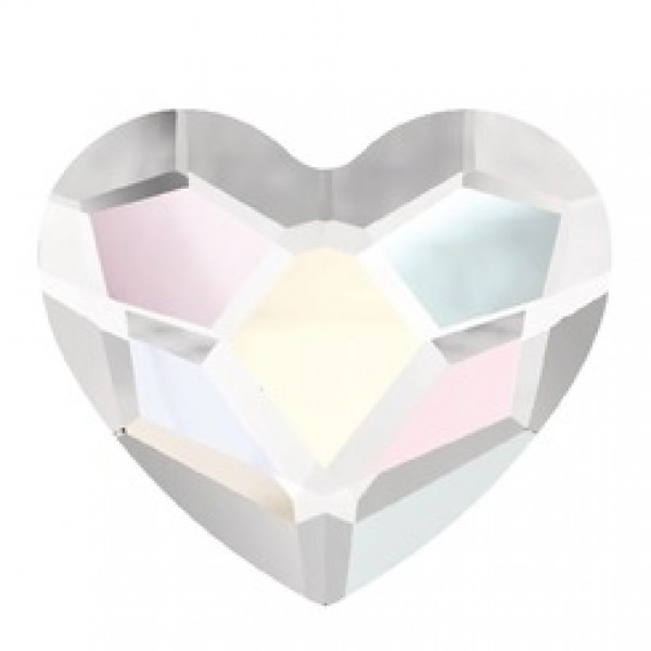 Swarovski Crystal Normal Heart 25st