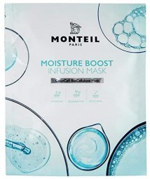 Monteil Moisture Boost Infusion CocoCell BioCellulose Mask Limited Edition
