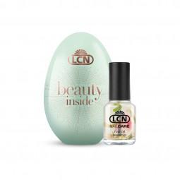 Presentförpackning Beauty mint med nail oil rosehip