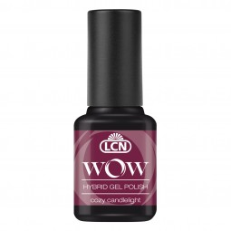WOW Hybrid Gel Polish - cozy candlelight TREND COLOUR