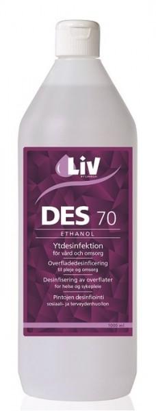 Ytdesinfektion LIV 1 ltr 1000ml