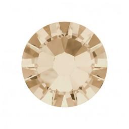 Svarovski Kristalle light champagner normal 50st